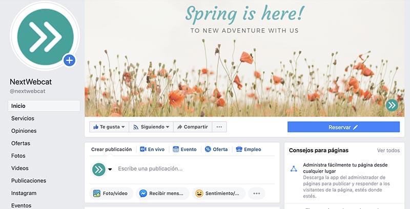 Facebook Business Nextweb