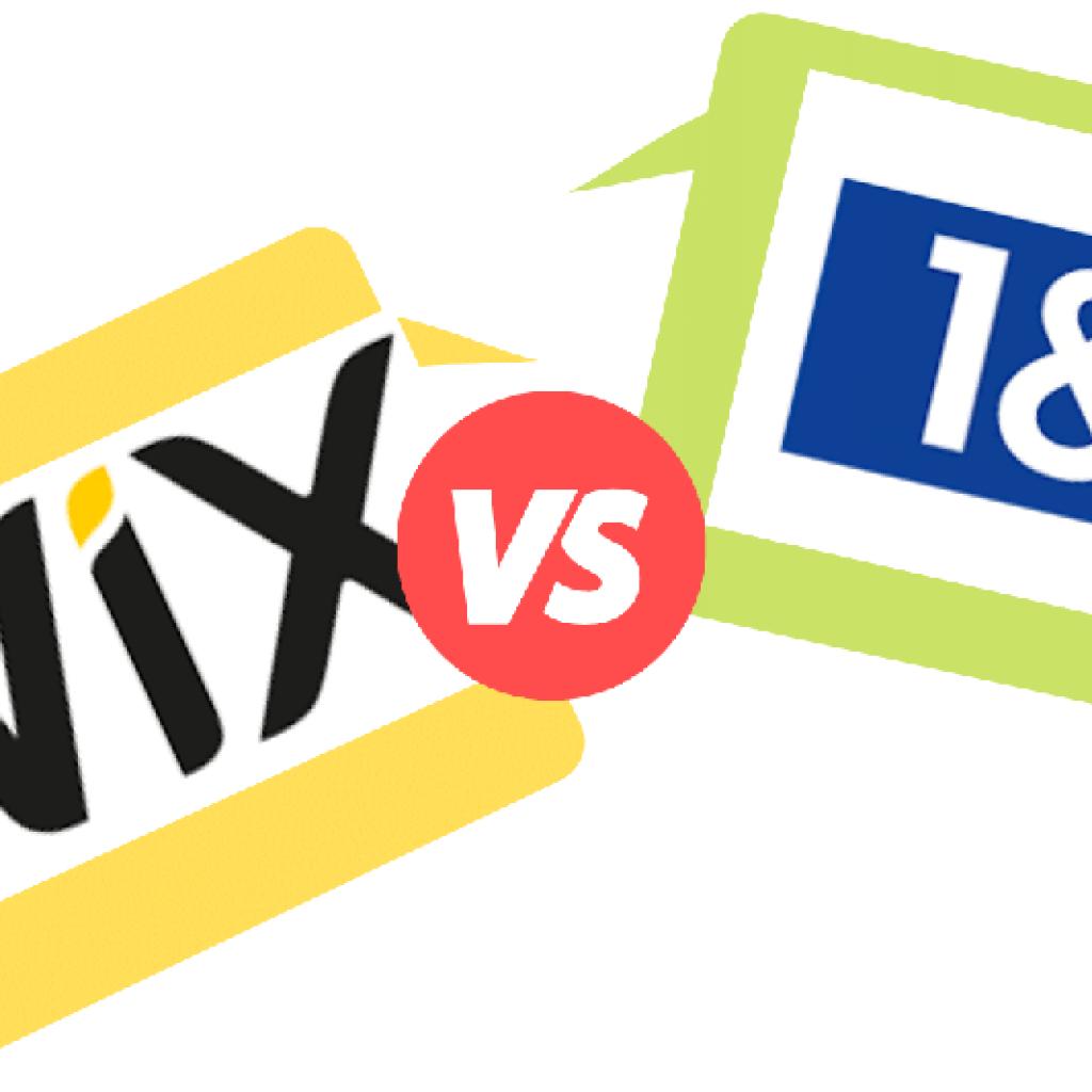 Wix VS 1&1