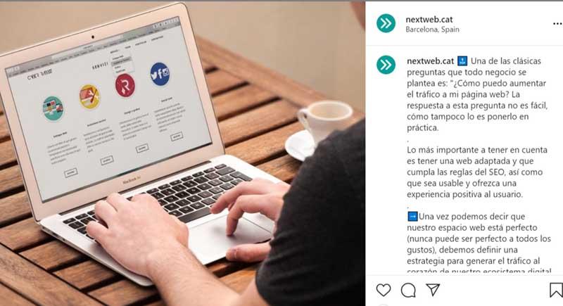 Impulsa la participación de Instagram