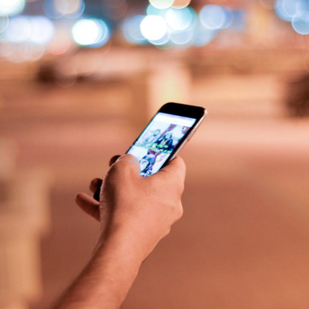 Navegación dispositivos Móviles