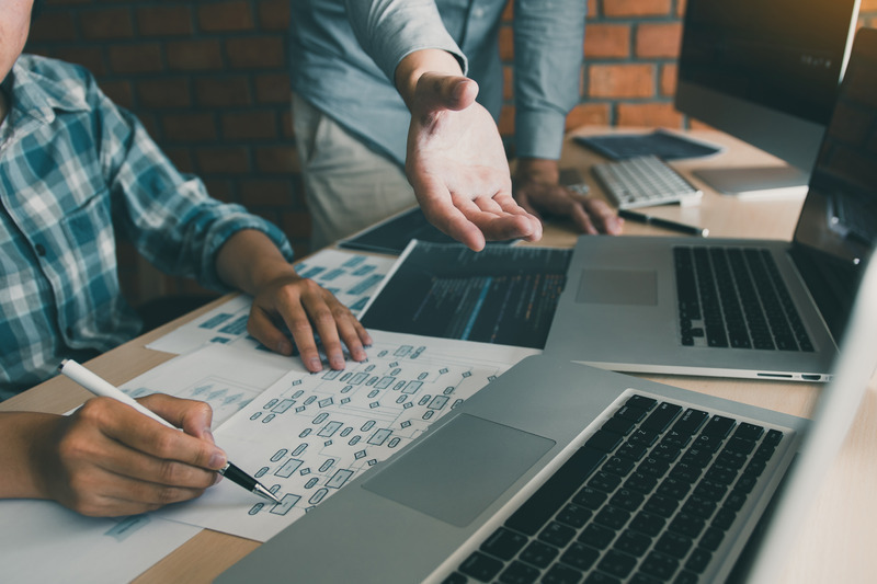 El diseño y la creación de páginas web