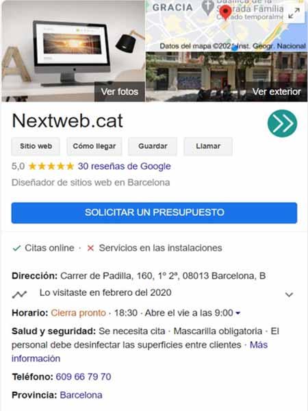 MyBusiness - Nextweb