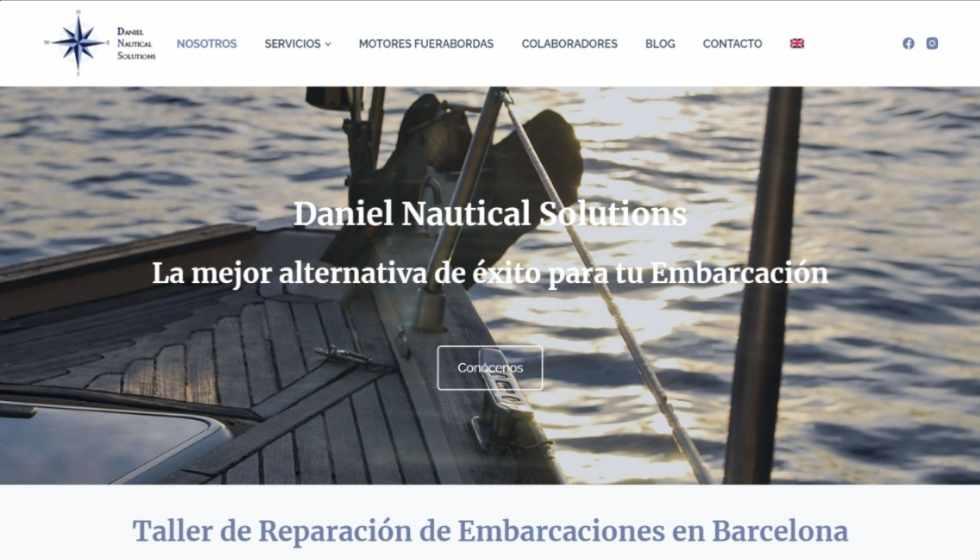 Blog Corporativo Daniel Nautical