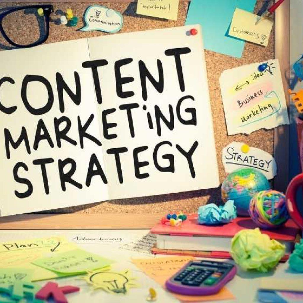 Estrategia de Marketing de contenidos - NEXTWEB